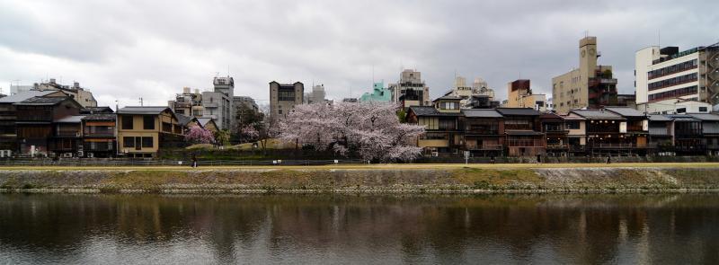 Altes und neues Kyoto