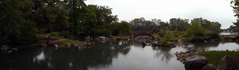 Japanischer Garten in Hyde Park