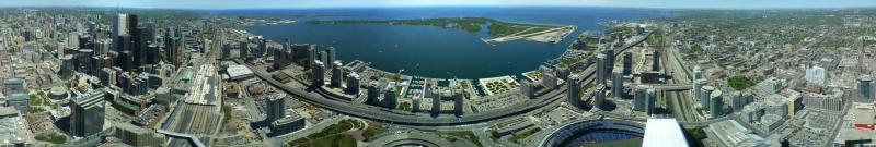 Toronto - 360° Panorama