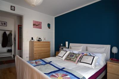 Alte Schlafzimmer-Einrichtung