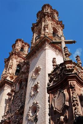 Kathedrale Santa Prisca in Taxco