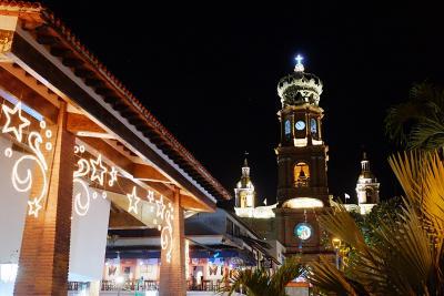 Im Zentrum von Puerto Vallarta