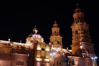 Die Kathedrale von Morelia