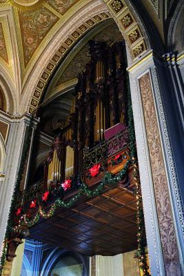 Orgel der Kathedrale von Morelia