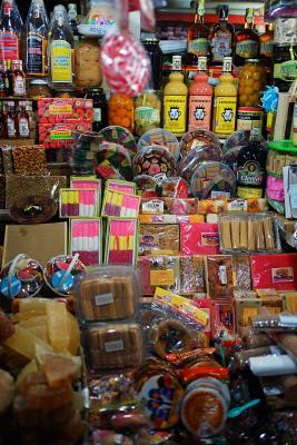 Süßigkeitenmarkt in Morelia