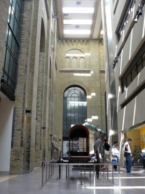 Das Innere des ROM