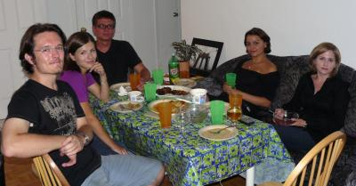 Polnisch/Ukrainisch/Rumänisches Abendessen