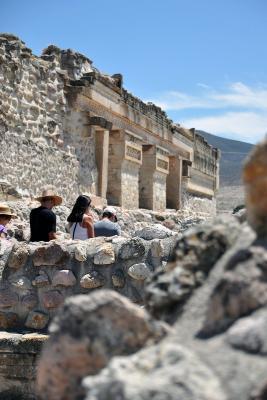 Die Zapoteken-Ruinen von Mitla