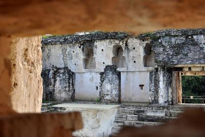 Die Maya-Ruinen von Palenque