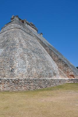 Die Maya-Ruinen von Uxmal