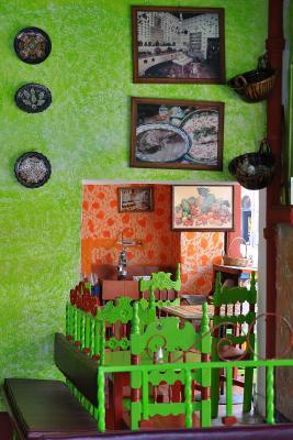 Buntes Cafe