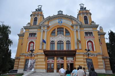 Nationaltheater in Cluj