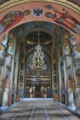 Kirche in den Karpaten [3]