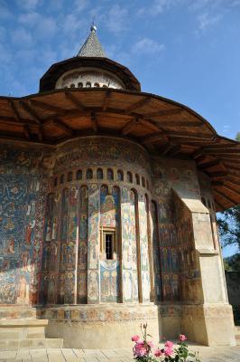 Kloster Voroneț [2]
