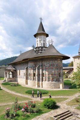 Beim Kloster Sucevița [3]