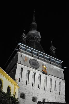 Stundturm in Sighișoara [2]