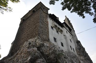 """Das """"Draculaschloss"""" in Bran [3]"""