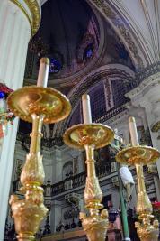 In der Kathedrale von Guadalajara