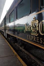 Der Jose Cuervo Express nach Tequila