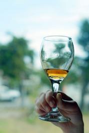 Tequilaverkostung im Jose Cuervo Express